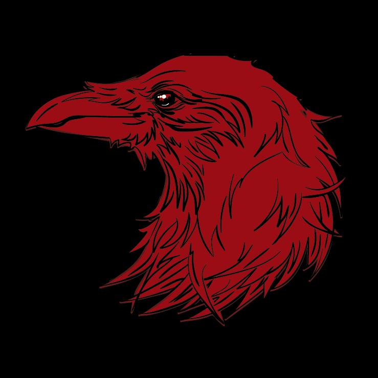 Black Leviatan Crow Big