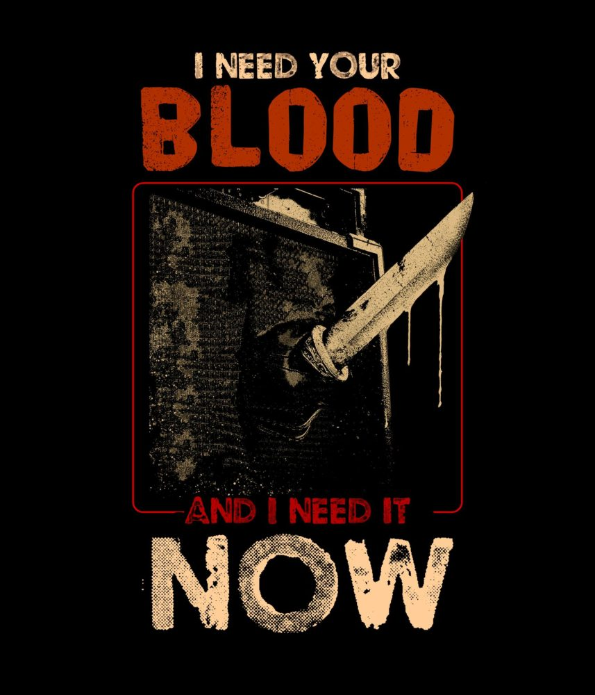 Black Leviatan i need your blood completo