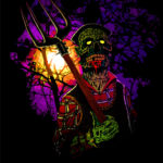 Black Leviatan Rural Zombie completo